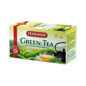 Čaj Teekanne, zelený, 20 porcií
