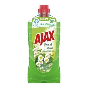 Multifunkčný čistiaci prostriedok na podlahy Ajax Jarné kvety, 1 l