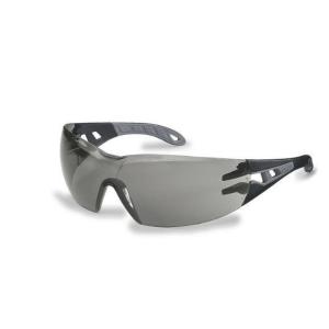 Ochranné okuliare uvex PHEOS, dymové