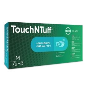 ANSELL TOUCHNTUFF 92-605 Nitrilové rukavice, veľkosť 8,5-9, balenie 100 kusov