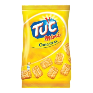 Slané krekry Tuc mini originál 100 g