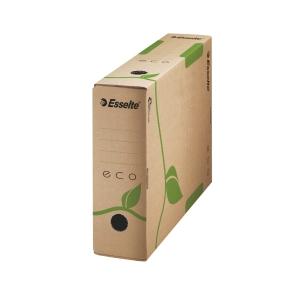 ESSELTE ECO Archivačná krabica 80mm, 25 kusov v balení
