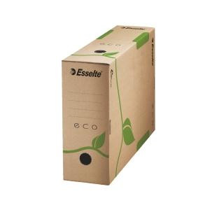 ESSELTE ECO Archivačná krabica 100mm, 25 kusov v balení