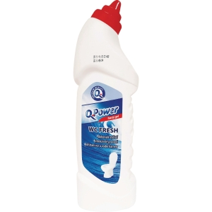WC čistič Q Power Fresh 750ml