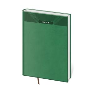 Diár denný A5 Print - zelená