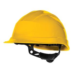 DELTAPLUS QUARTZ UP III Bezpečnostná prilba, žltá