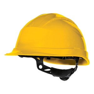 Ochranná prilba DELTA PLUS QUARTZ UP III, žltá