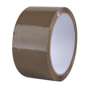 Baliaca PP páska Havana, 48 mm x 66 m, hnedá