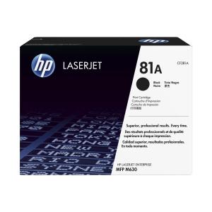 HP toner do tlačiarní Color LaserJet, CF281A, čierny, kapacita: 10500 strán