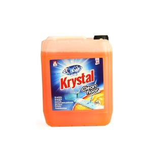 Prostriedok na čistenie podláh Krystal s Alfa-alkoholom 5 l