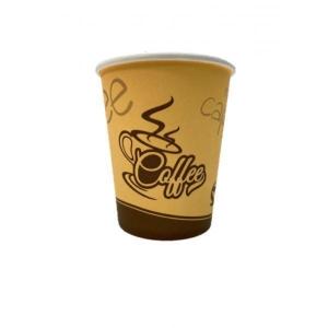 Pohár na teplé nápoje Coffee-to-go 280 ml, 50 kusov