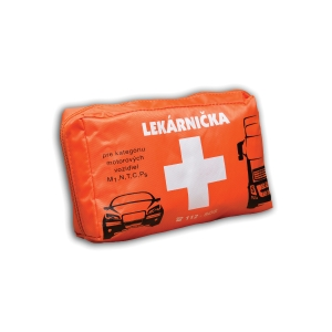 Lekárnička textilný obal, osobná/ nákladná doprava