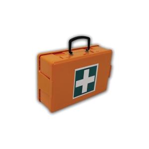 Kufrík prvej pomoci plastový bez priehradok