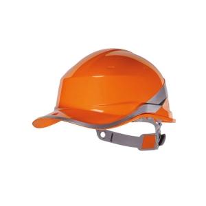 Ochranná prilba DELTAPLUS BASEBALL DIAMOND V, oranžová