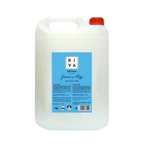 Hydratačné tekuté mydlo Riva s glycerínom 5 kg