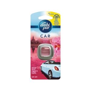 Osviežovač vzduchu do auta Ambi Pur Jaguar Thai Orchid 2 ml