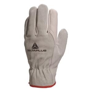Kožené rukavice DELTAPLUS FCN29, veľkosť 10