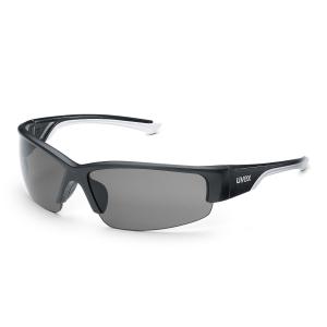 UVEX POLAVISION Ochranné okuliare, čierna/biela