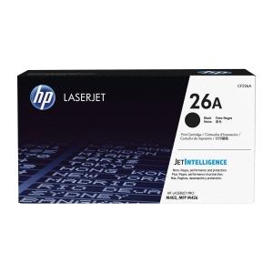 HP laserový toner 26A (CF226A) čierny