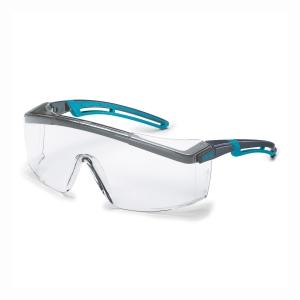 UVEX ASTROSPEC 2.0 Bezpečnostné okuliare, antracitová/modrá