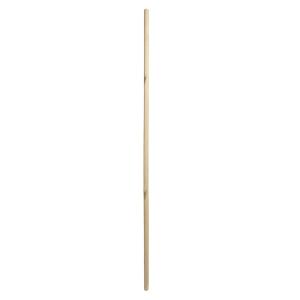 Drevená tyč na zmeták 120 cm