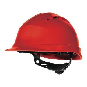 Ochranná prilba DELTA PLUS QUARTZ UP IV, oranžová
