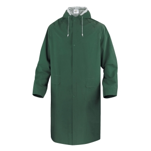 DELTAPLUS MA305 Plášť do dažďa L zelený
