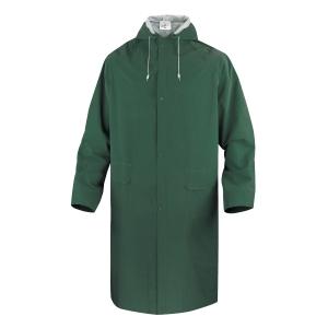 DELTAPLUS MA305 Plášť do dažďa XL zelený
