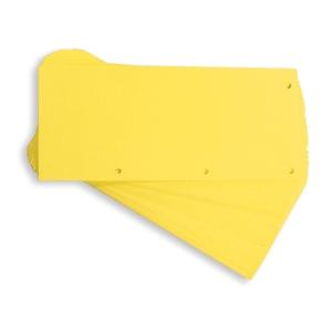 Rozdeľovače 1/3 Elba, žlté
