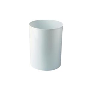Odpadkový kôš SSI Schäfer 18 l, biely