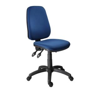 Kancelárska stolička Antares 1140 Asyn modrá