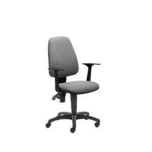 Kancelárska ergonomická stolička  Pirx, sivá