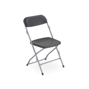 Skladacia stolička Medina, sivá