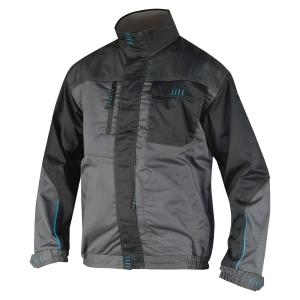Montérková bunda ARDON 4Tech, sivo-čierna, veľkosť 54