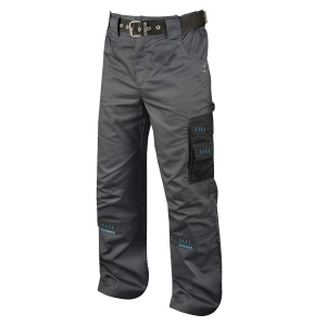 Montérkové nohavice do pása ARDON 4tech, sivo-čierne, veľkosť 50