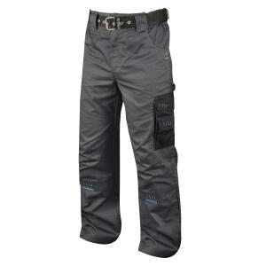 Montérkové nohavice do pása ARDON 4tech, sivo-čierne, veľkosť 52