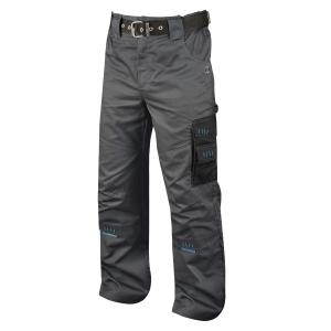 Montérkové nohavice do pása ARDON 4tech, sivo-čierne, veľkosť 56