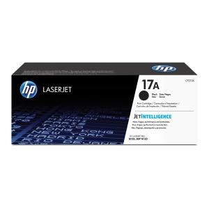 HP laserový toner 17A (CF217A) čierny