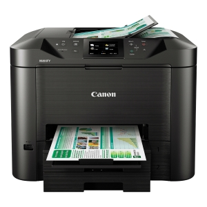 Canon Multifunkčné farebné atramentové zariadenie 4 v 1, MAXIFY MB5 450