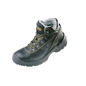 PANDA ORSETTO Zateplené topánky 44 čierna/žltá