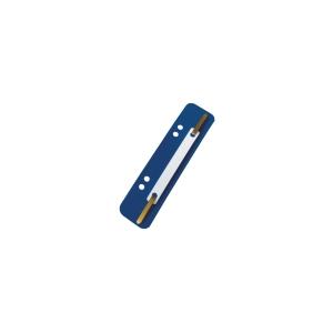 Esselte Úchytky do rýchloviazača, farba modrá, 100 kusov