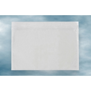 Docufix Sprievodné obálky LDPE C4, 500 kusov
