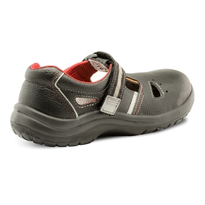 WOLF S1 SRC Bezpečnostné sandále, veľkosť 44