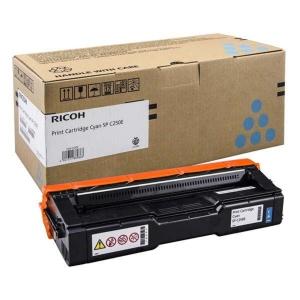 RICOH 407544 SP C250E LAS CART SPC250DN CYA