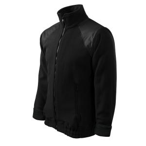 Adler Hi-Q unisex fleece melegítő felső, méret L, fekete