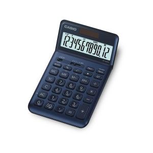 CASIO JW-200SC asztali számológép, sötétkék, 12 számjegy