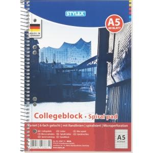 ALTRYAL 47738 COLLEGE PAD A5 5X5