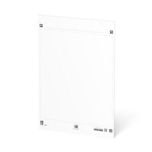 Oxford Smartchart sima flipchart tömbök, 60 x 80 cm, 20 lap, 3 tömb/csomag