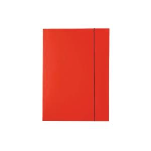 Esselte iratgyűjtő 3 pólyával, A4, piros