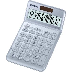 CASIO JW-200SC asztali számológép, kék, 12 számjegy